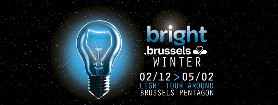 Winter events: Bright Brussels Festival 2017